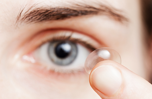 Contact Lenses From Forbes Opticians In Hadleigh, Essex