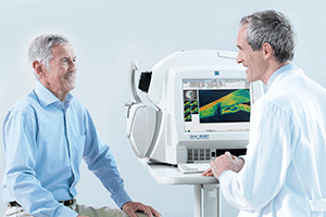 glaucoma testing - forbes opticians, hadleigh, essex