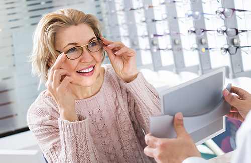 Spectacles From Forbes Opticians In Hadleigh, Essex